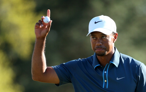 Tiger Woods Says He'll Play the 2015 Masters