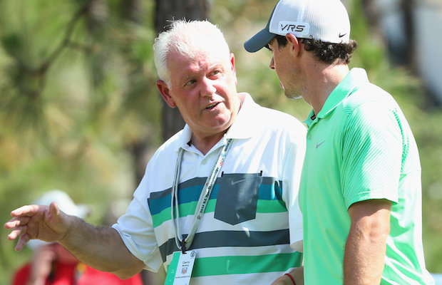 McIlroy's Dad Wins $171,000 Bet on Son