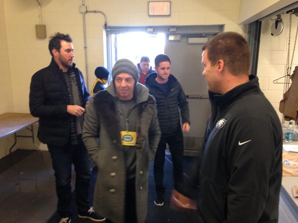 Move Over Tiger Mom Jeans, Rory McIlroy Sporting a Winter Coat For The Ages