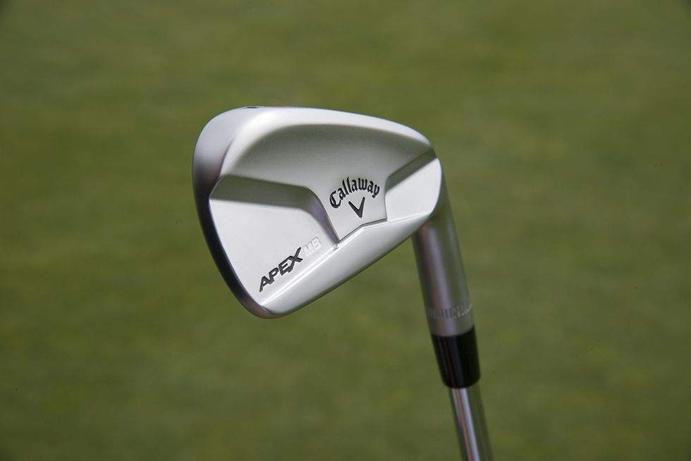 Callaway Expands Apex Line with Musclebacks and Utility Irons
