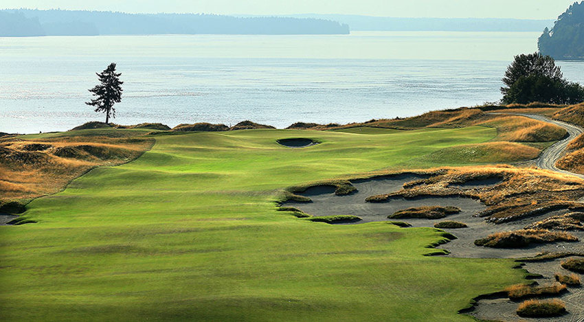 TOUR Players' Hole by Hole Perspective on U.S. Open Chambers Bay