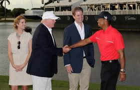 Tiger, Trump Team Up for Dubai Golf Course