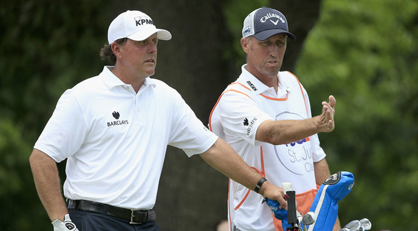 Phil Mickelson Remains Confident as The U.S Open Nears