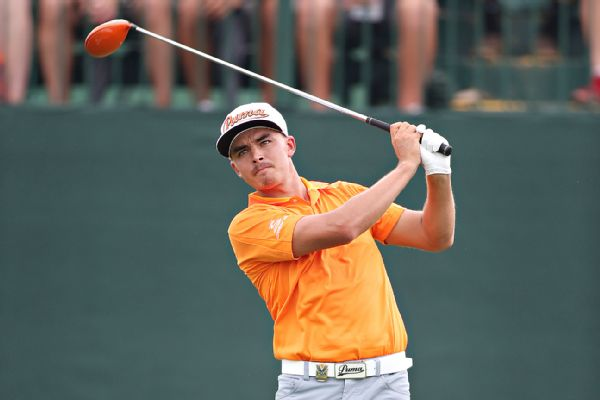 Rickie Fowler Wants a Mulligan for the 2014 Season