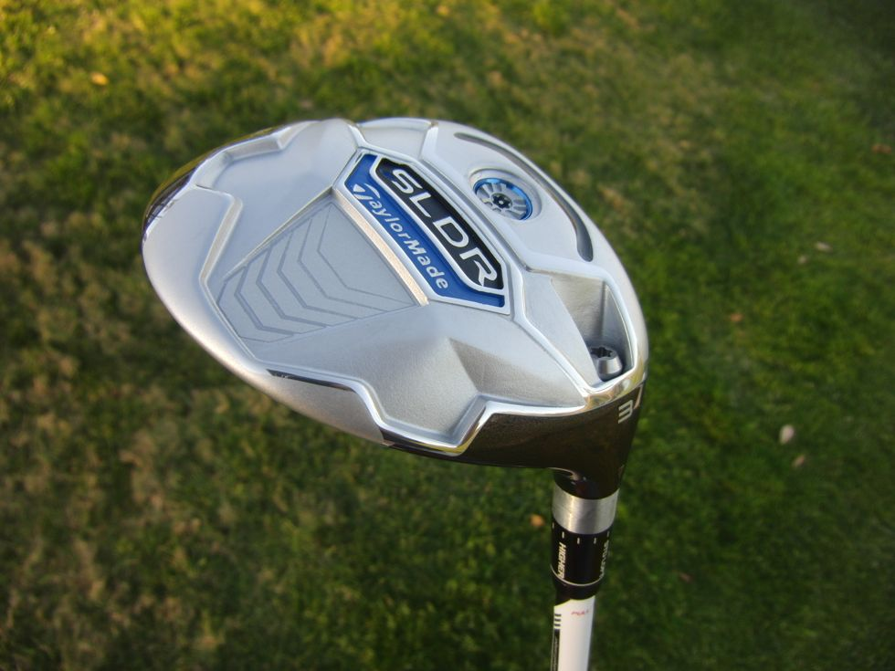 TaylorMade SLDR Fairway and Rescue Review